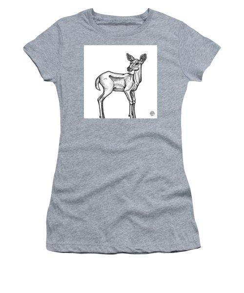 White Tailed Doe Women's T-Shirt