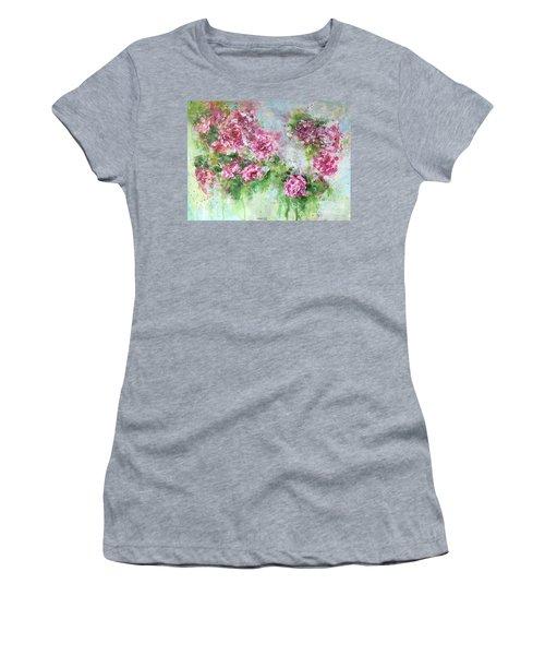 Wild Roses Women's T-Shirt