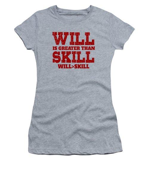 Will Skill Women's T-Shirt