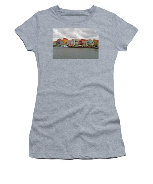 Willemstad, Curacao Women's T-Shirt