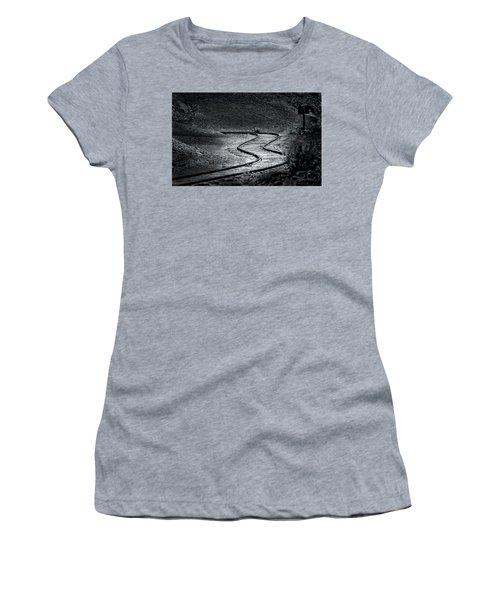 Winding Road Ahead Women's T-Shirt