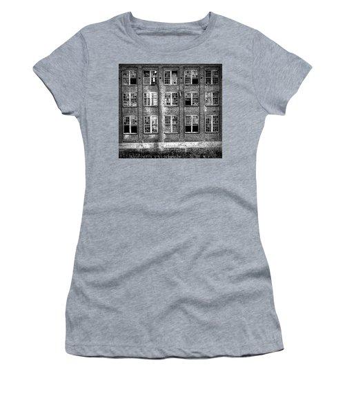 Windows Of Old Claremont Women's T-Shirt