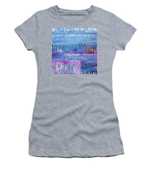 Winter Blues 3 Women's T-Shirt