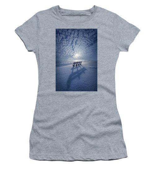 Within The Absence Are The Memories Women's T-Shirt