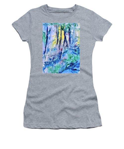 Wooded Stream Women's T-Shirt