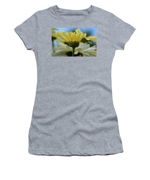 Yellow Daisy Women's T-Shirt