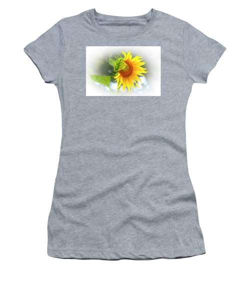 Yellow Petals Of Sunshine Women's T-Shirt