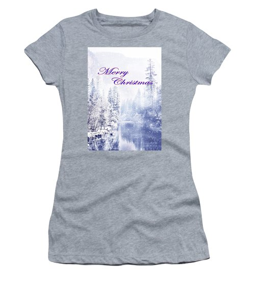 Yosemite-river Women's T-Shirt