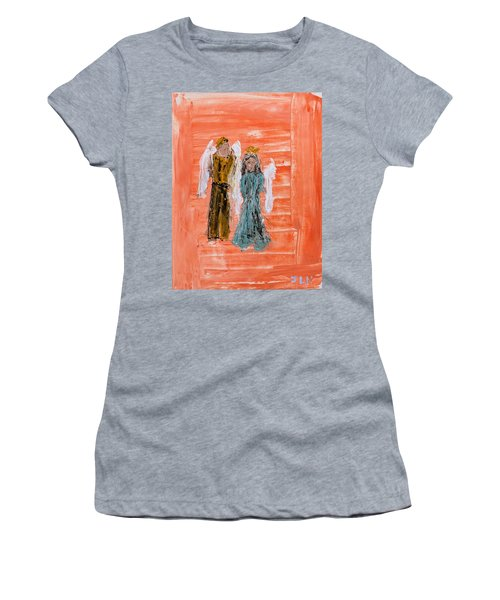 Young Love Angels Women's T-Shirt