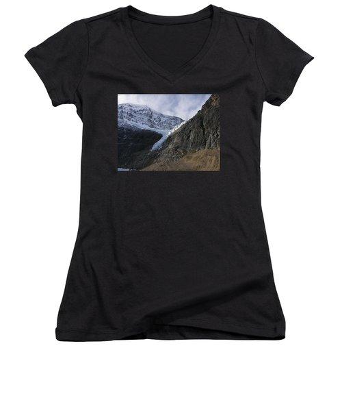 Angel Glacier Women's V-Neck T-Shirt