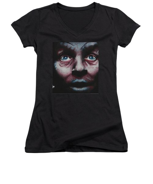 Anthony Hopkins Women's V-Neck