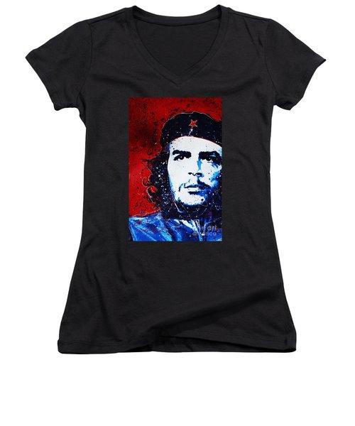 Che Women's V-Neck