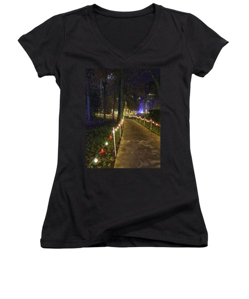 Long Path Women's V-Neck