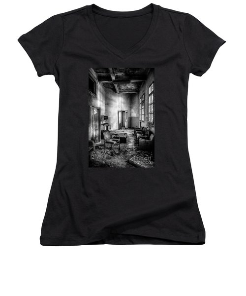 This Is The Way Step Inside Women's V-Neck T-Shirt