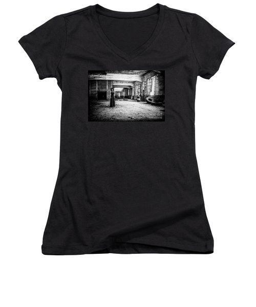 This Is The Way Step Inside Women's V-Neck