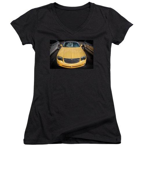 2008 Chrysler Crossfire Convertible  Women's V-Neck