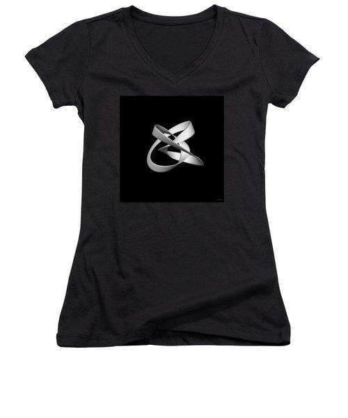 Cycle De La Vie Women's V-Neck T-Shirt