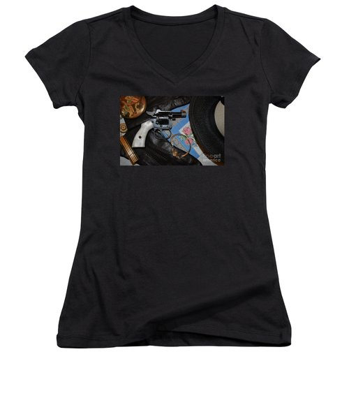 Hers Women's V-Neck (Athletic Fit)