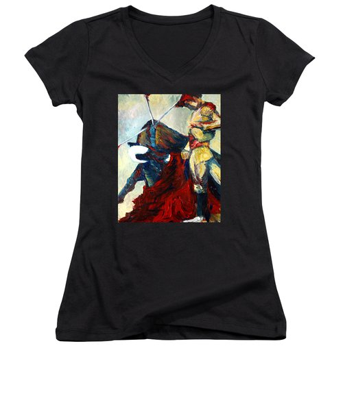 Matador Women's V-Neck T-Shirt