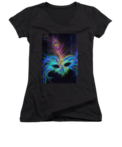 New Orleans Intrigue Women's V-Neck