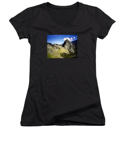 The Lost City Women's V-Neck T-Shirt