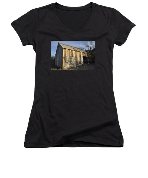 Old Barn Women's V-Neck