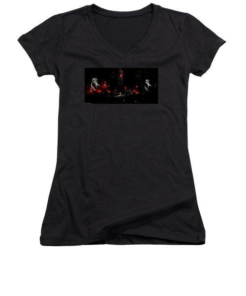 Coldplay - Sydney 2012 Women's V-Neck