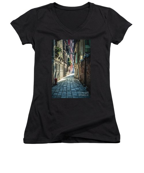 Venice Women's V-Neck T-Shirt