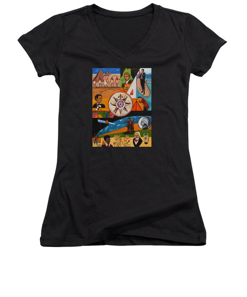A Longstanding Profession Women's V-Neck (Athletic Fit)