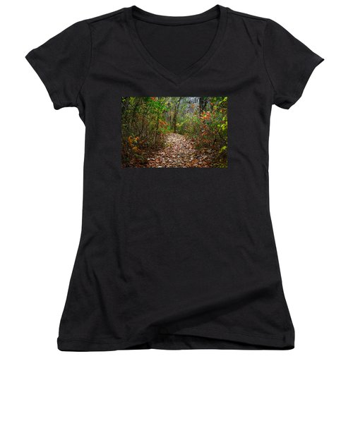 A Walk To Remember Women's V-Neck