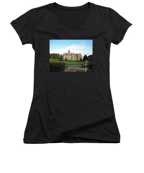 Adare Manor  Women's V-Neck T-Shirt
