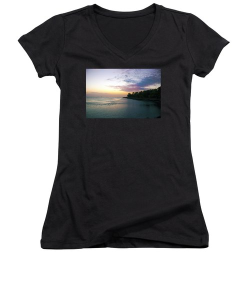Amazing View Women's V-Neck