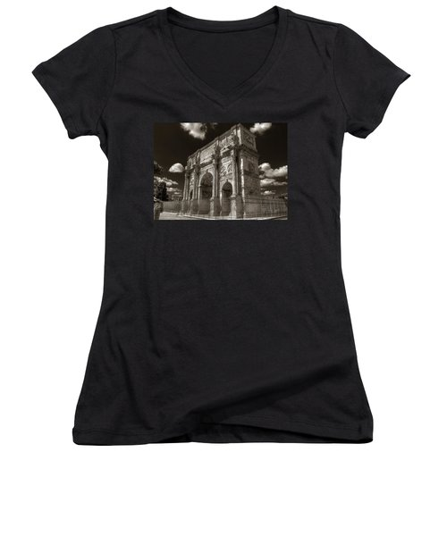 Arch Of Constantine Women's V-Neck