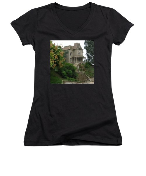 House Of Norman Bates Women's V-Neck