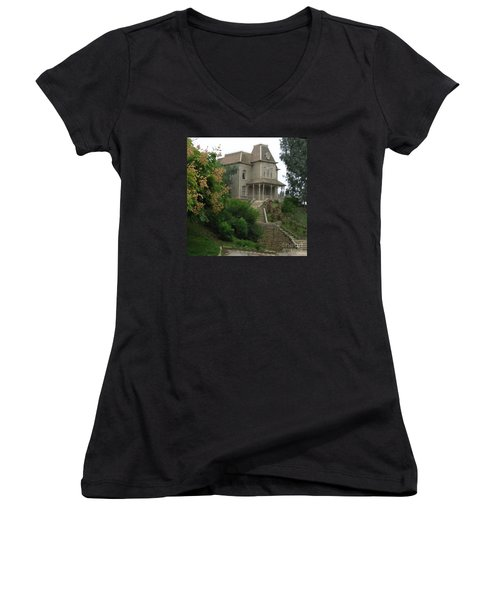 House Of Norman Bates Women's V-Neck