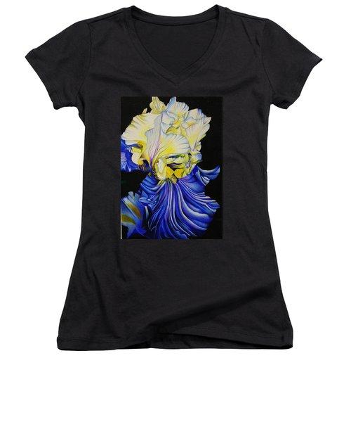 Blue Magic Women's V-Neck T-Shirt