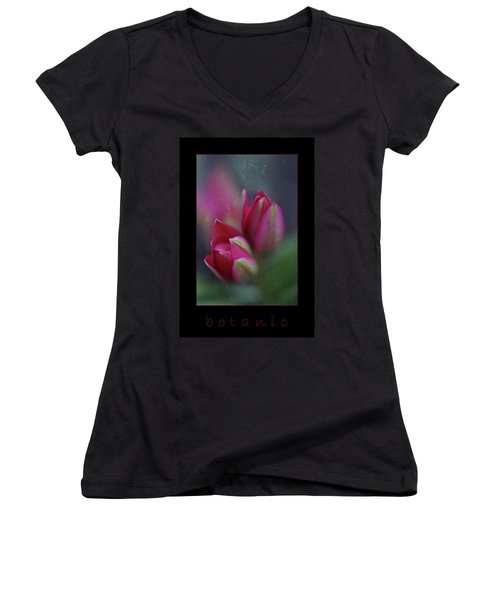 Botanic Women's V-Neck