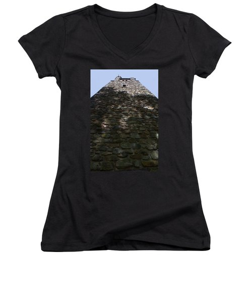 Bowman's Hill Tower Women's V-Neck
