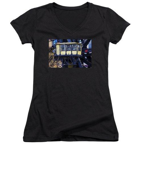 Bridge House Women's V-Neck T-Shirt