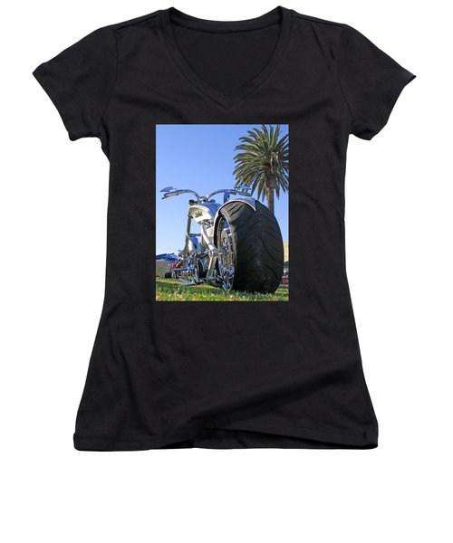 California Dreamin Women's V-Neck T-Shirt