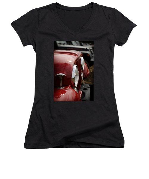 Cherrybomb Women's V-Neck T-Shirt