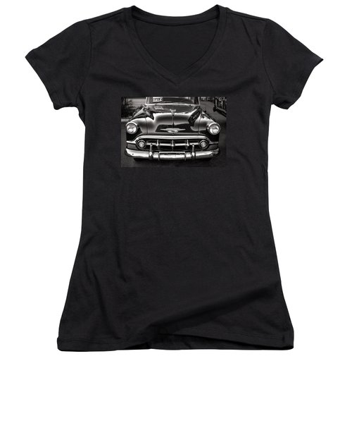 Chevy For Sale Women's V-Neck T-Shirt