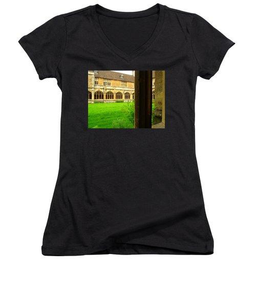 Cloister Women's V-Neck T-Shirt