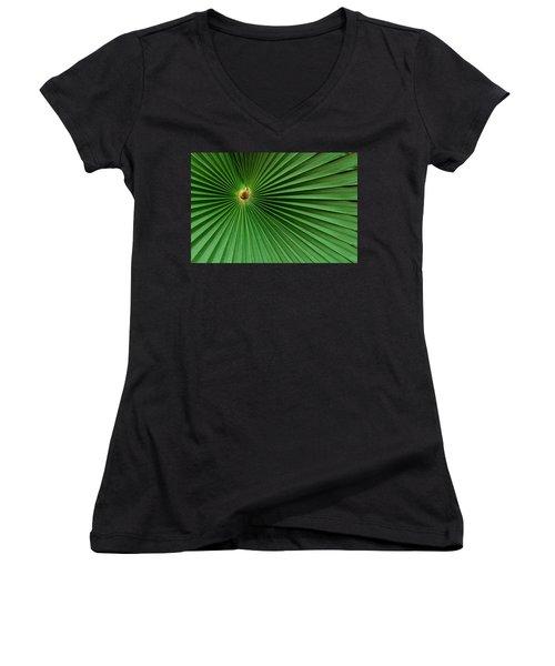 Hypnotic Women's V-Neck T-Shirt