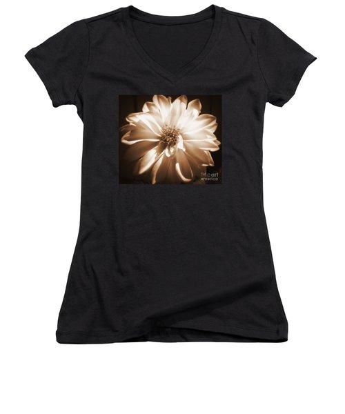 Come Closer Women's V-Neck T-Shirt