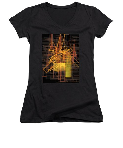 Composition 26 Women's V-Neck T-Shirt