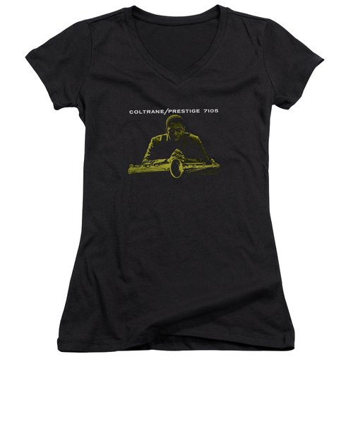 Concord Music - Mellow Yello Women's V-Neck (Athletic Fit)