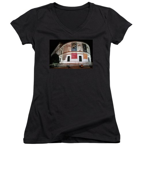 Corcoran Gallery Of Art Women's V-Neck T-Shirt