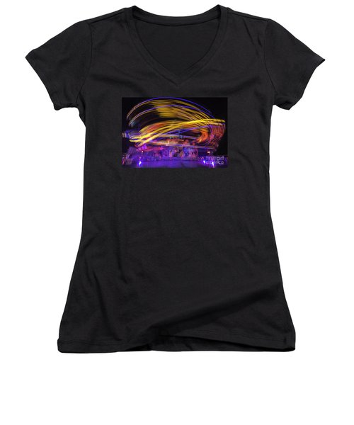 Crazy Ride Women's V-Neck