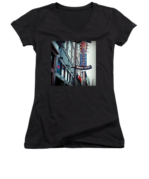 Crossroads Women's V-Neck T-Shirt